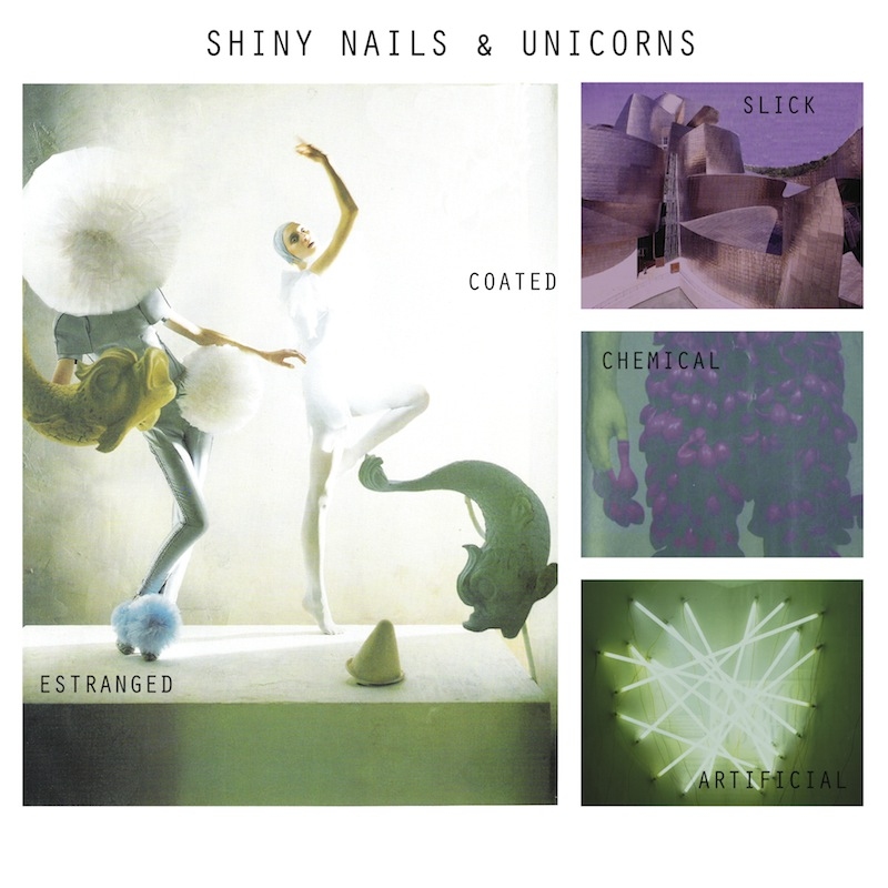 Joyce van der Woude - Shiny Nails & Unicorns - Intro