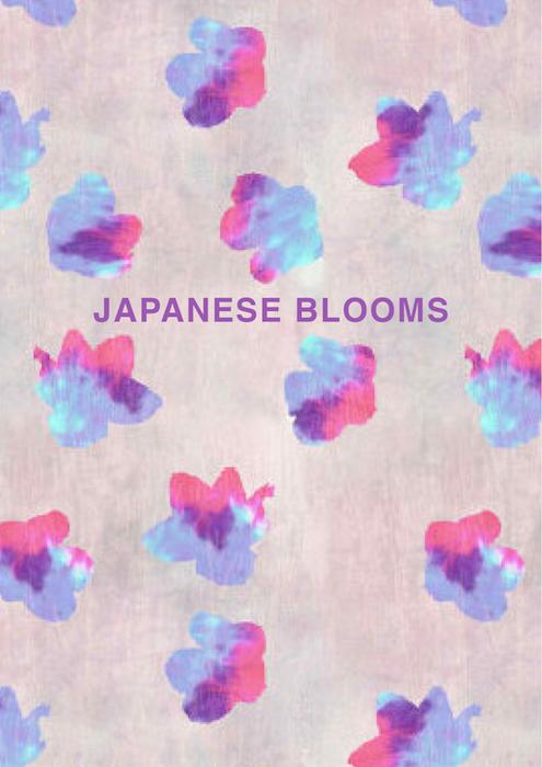 Joyce van der Woude - Young - Japanese Blooms -  Mood