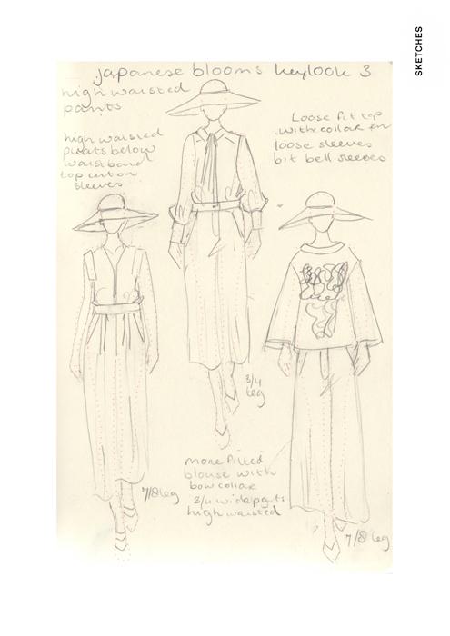 Joyce van der Woude - Young - Sketches 4